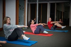 fitness yoga pilates and nutrition classes in melbourne
